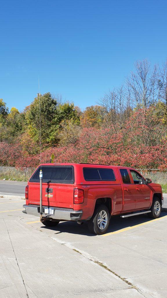 KV2X Rover-Seneca County